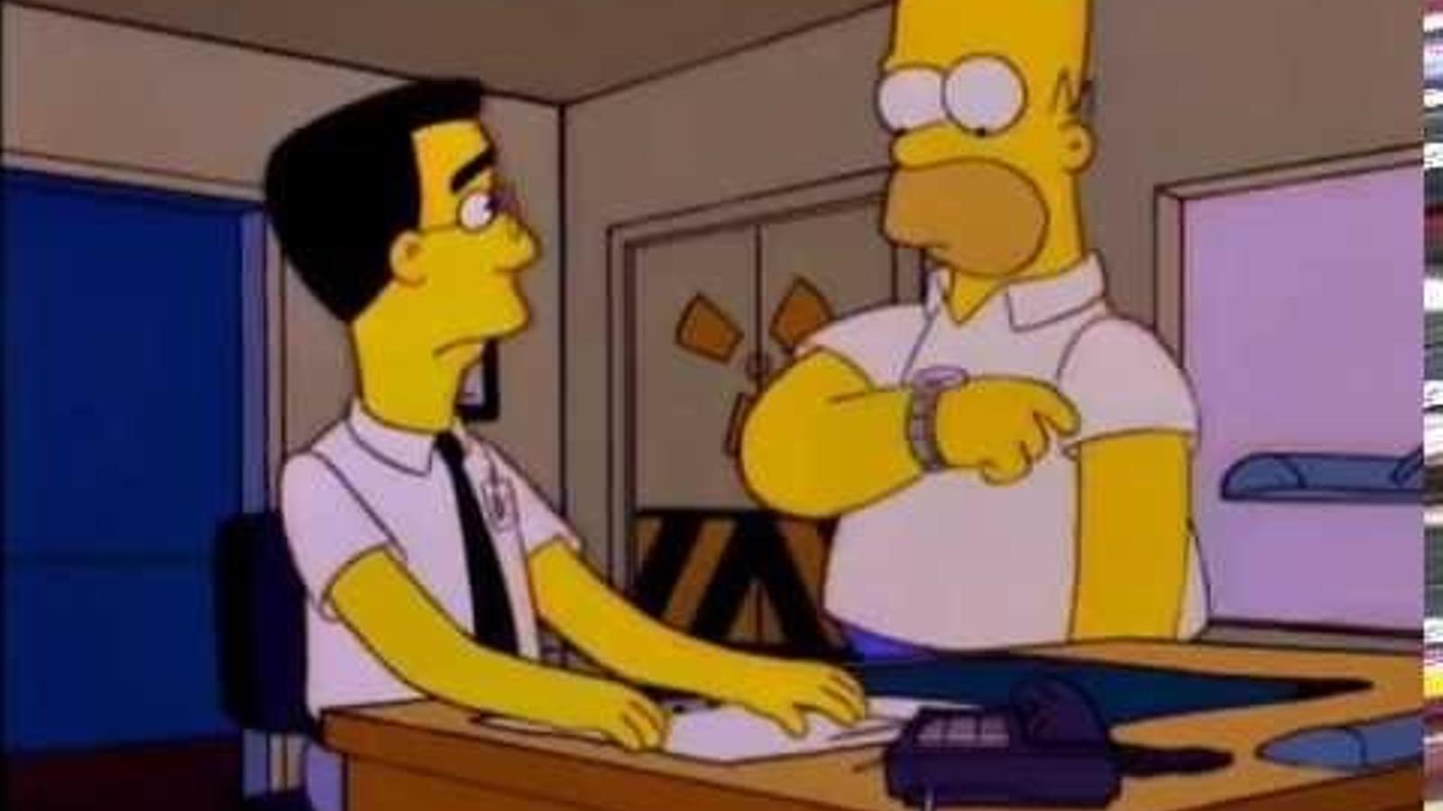 Qui gosarà matar  'Els Simpson'?