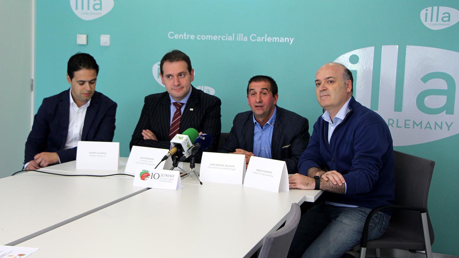 Potenciant els productes de nivell portuguesos - Centre comercial illa ...