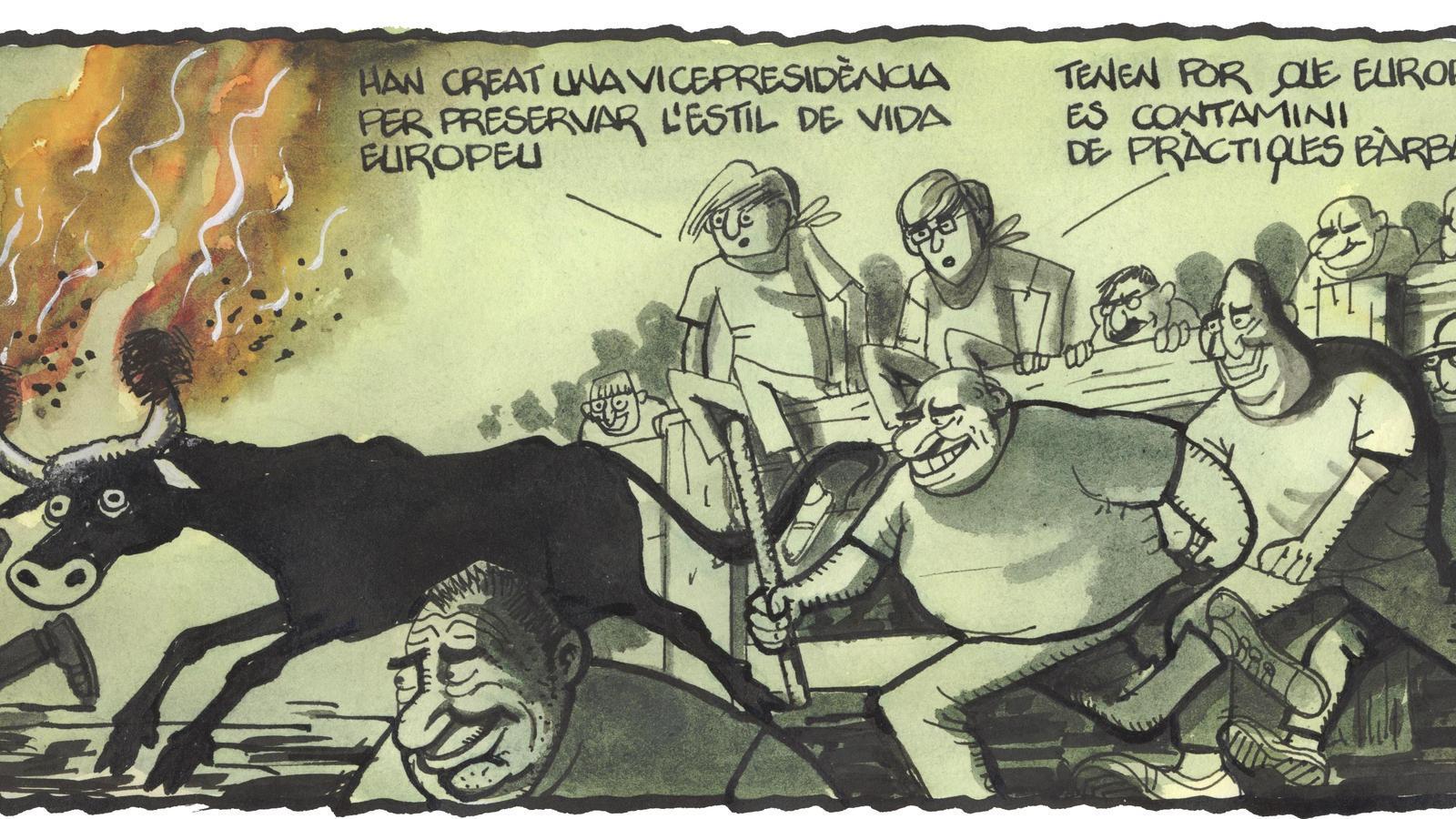 'A la contra', per Ferreres (21/09/2019)