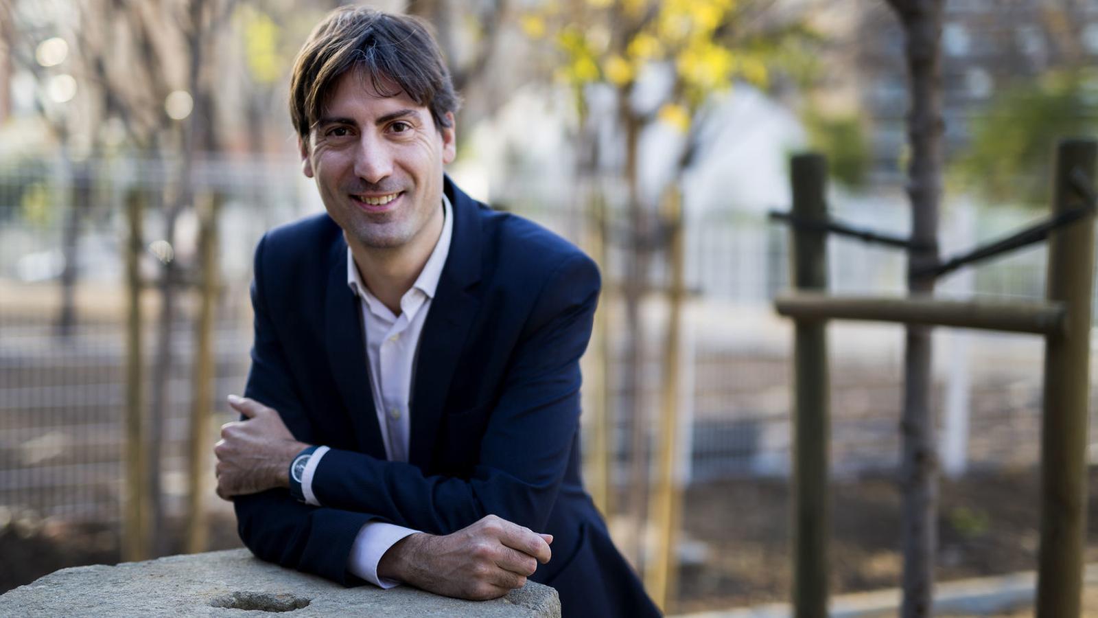 Jordi Solé pren possessió com a eurodiputat per la pèrdua de l'escó de Junqueras