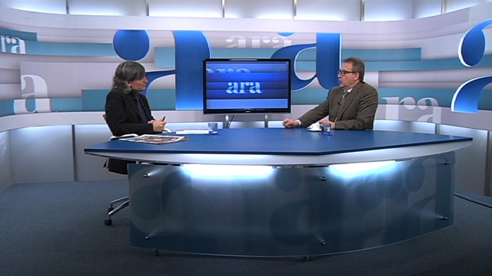 Josep Cuní: El model TV3 no està en perill. Mai ho ha estat