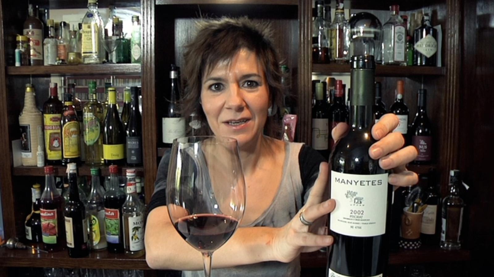 Araelsnostresvins.cat: l'Empar Moliner i els vins del Priorat