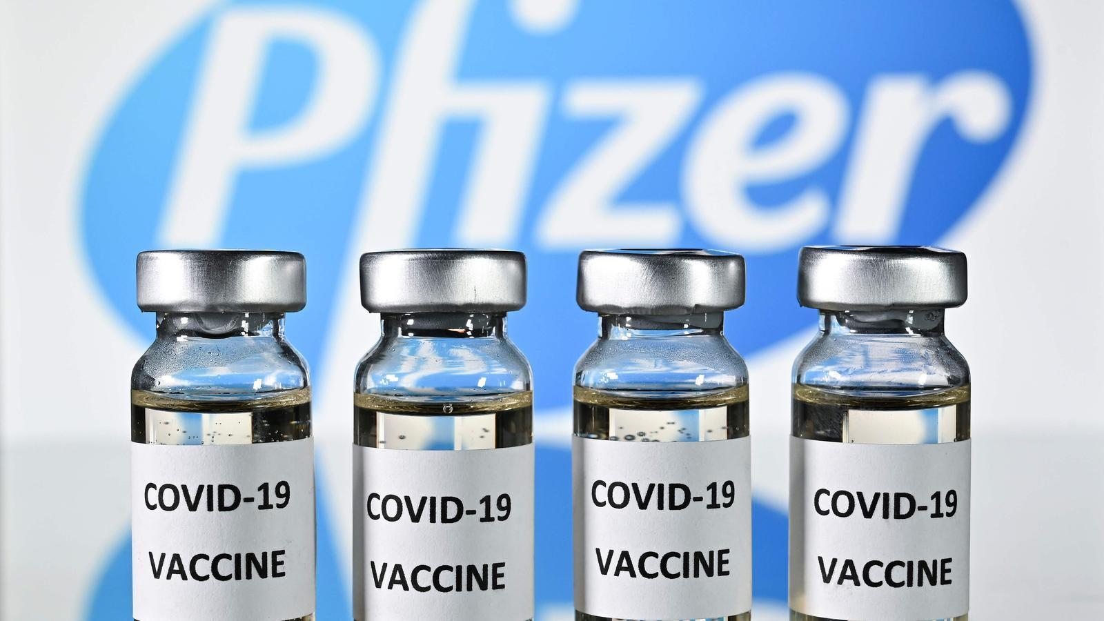 El prototip de vacuna per a la la covid-19 de Pfizer