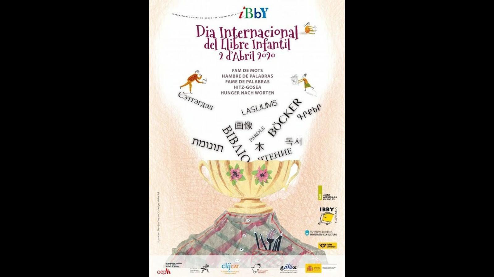 Manifest del Dia Mundial del Llibre Infantil i Juvenil