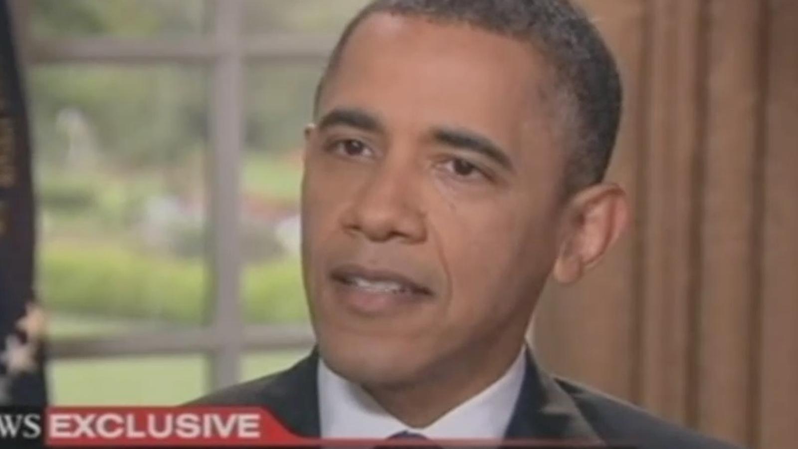 Obama defensa el casament entre persones del mateix sexe