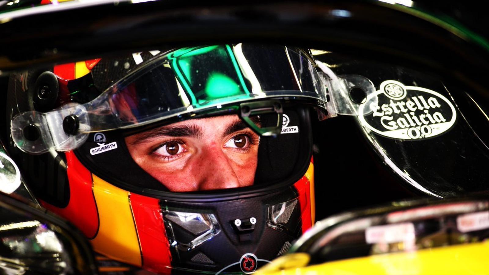 Carlos Sainz fitxa per McLaren després del comiat de Fernando Alonso