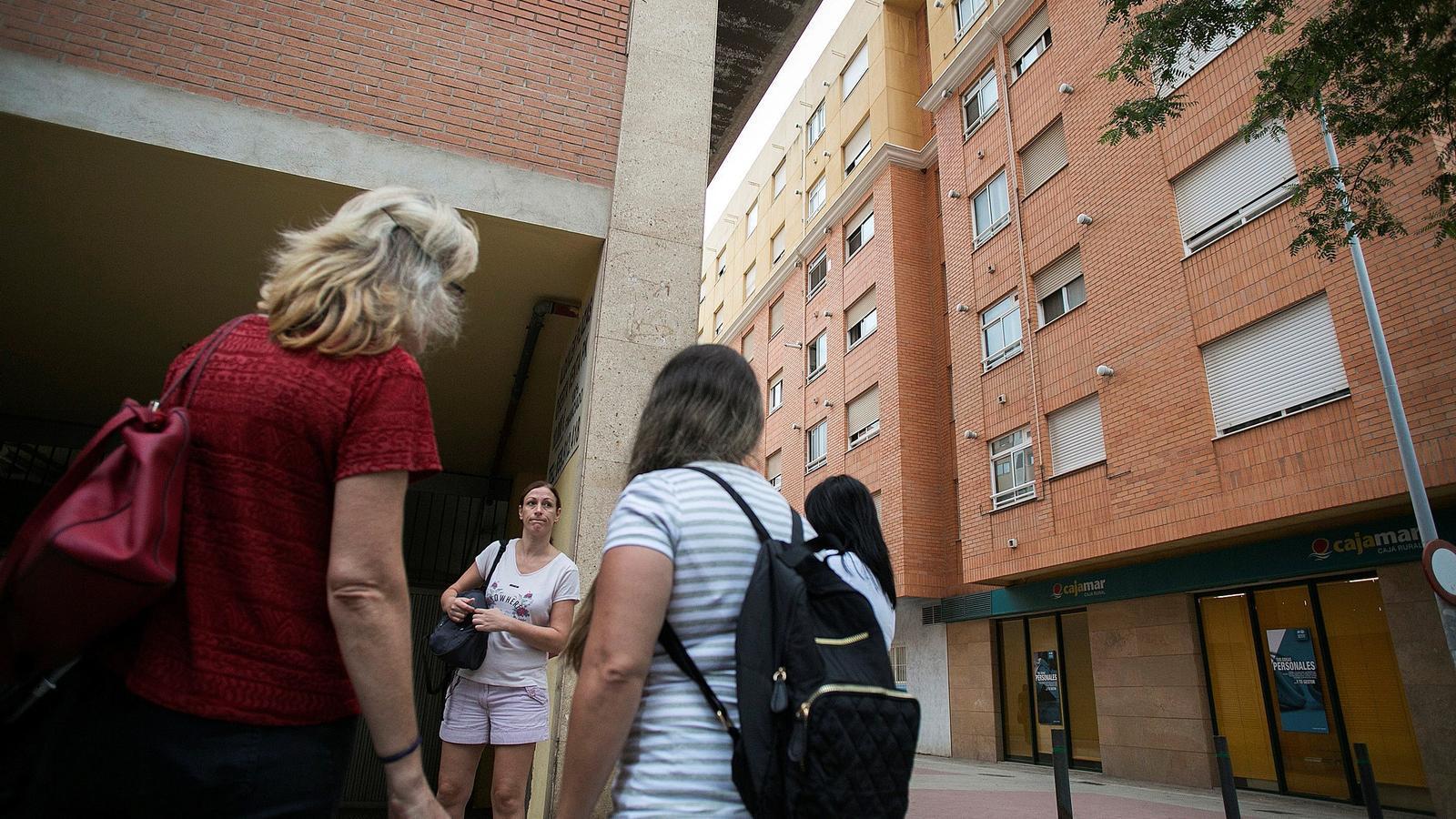 Un home mata les seves dues filles de 2 i 6 anys i se suïcida a Castelló