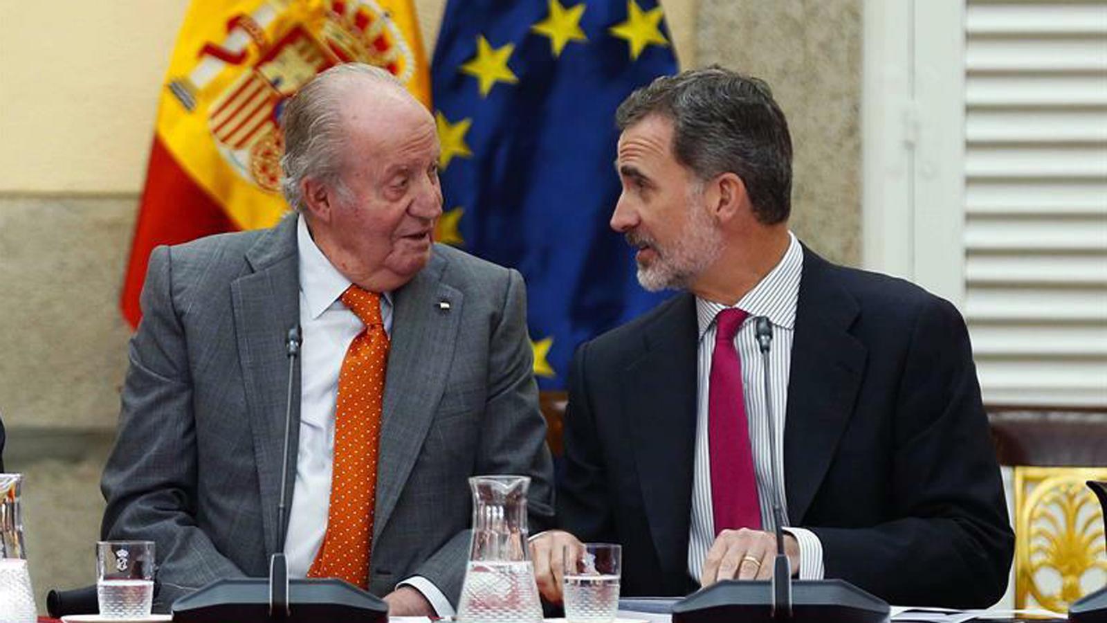 L'anàlisi d'Antoni Bassas: 'Joan Carles de Borbó paga 678.393 euros a Hisenda'
