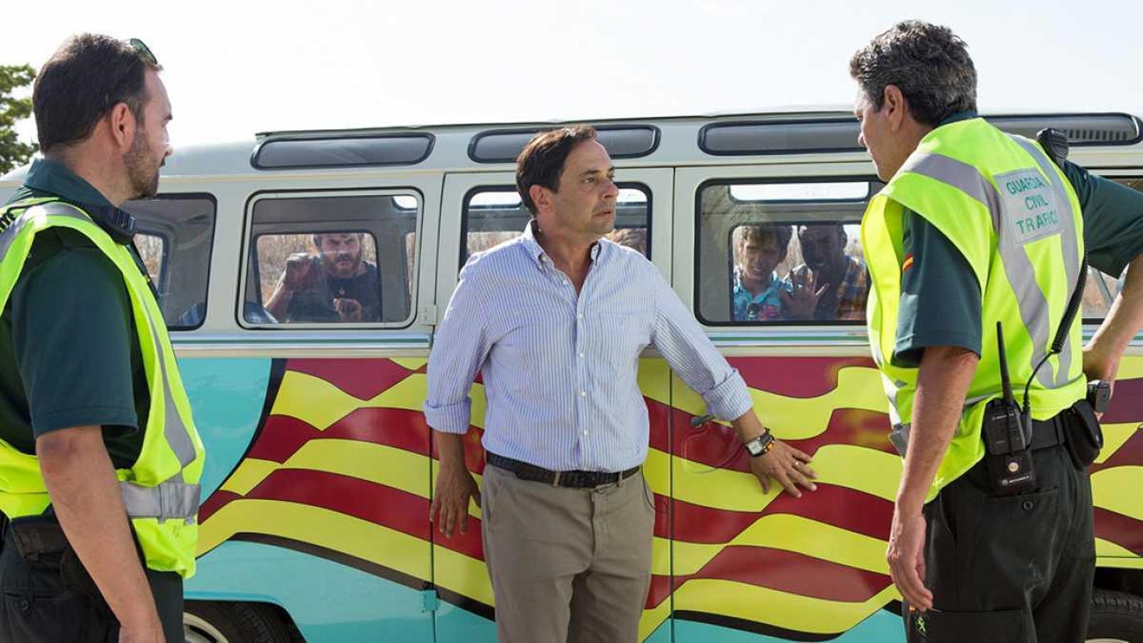 Antena 3 prepara una sèrie amb Jordi Sánchez