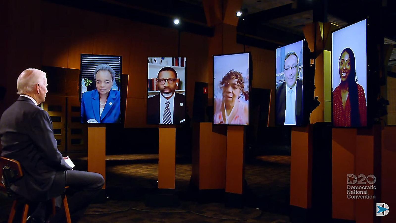 Els demòcrates aposten per 17 oradors diferents