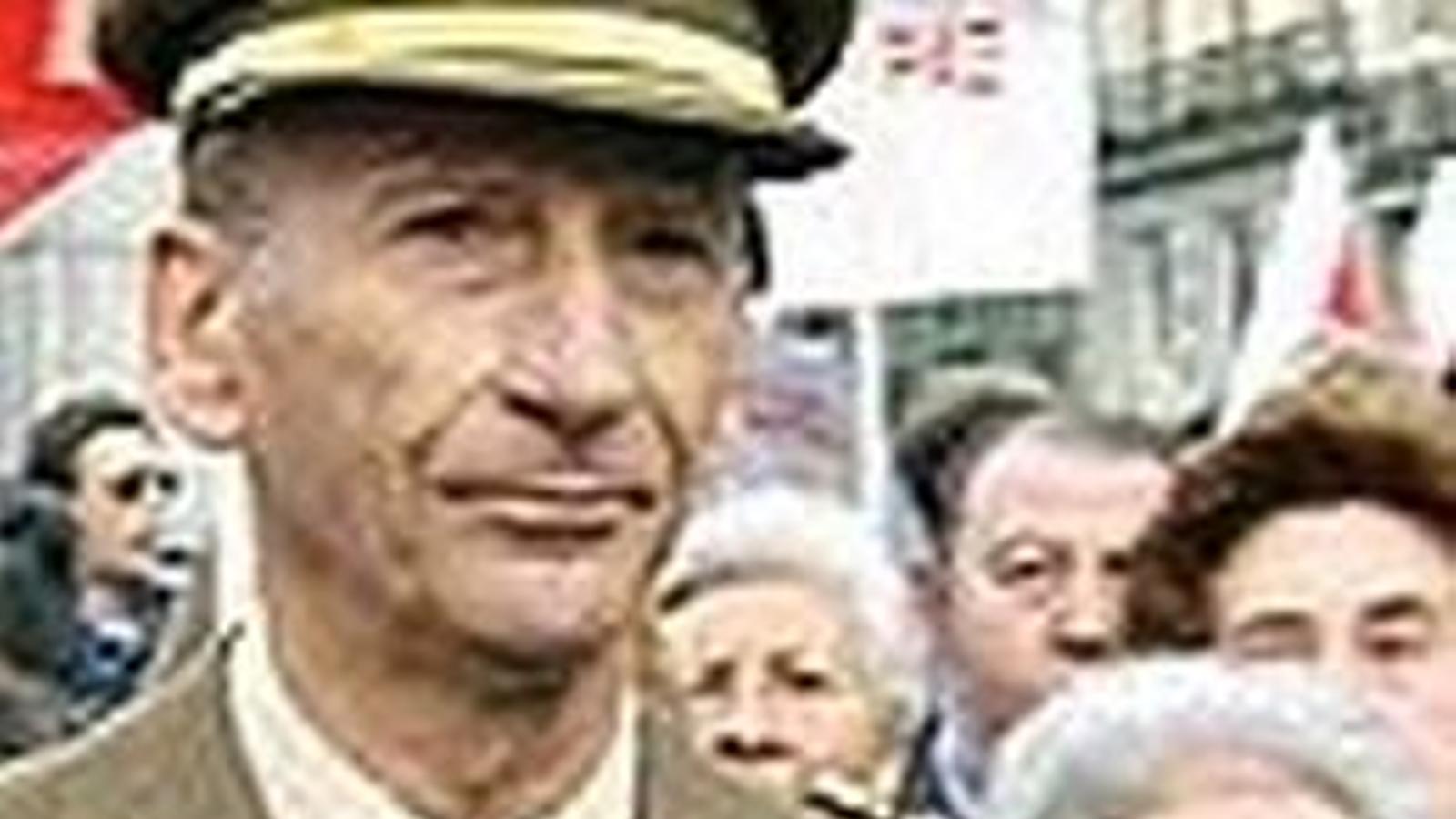 Un esxcoronel de l'Exèrcit dona la raó a Rovira i assegura que l'Estat va amenaçar amb morts després de l'1-O