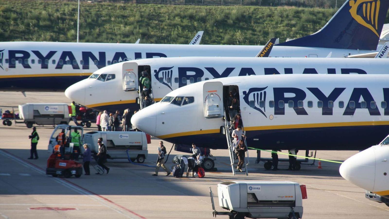 La nova política de facturació d'equipatges de Ryanair entrarà en vigor dia 1 de novembre