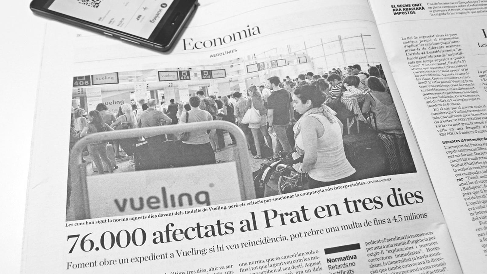 L'anàlisi d'Antoni Bassas: 'A qui li importa El Prat?'