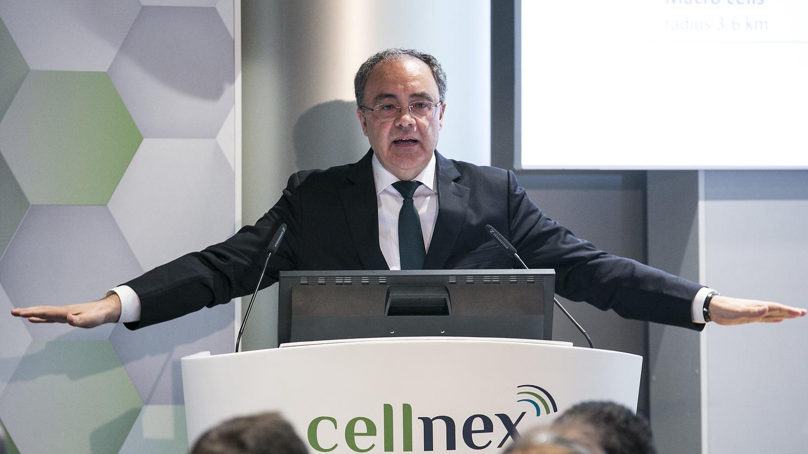 Cellnex registra unes pèrdues de 26 milions d'euros fins al setembre