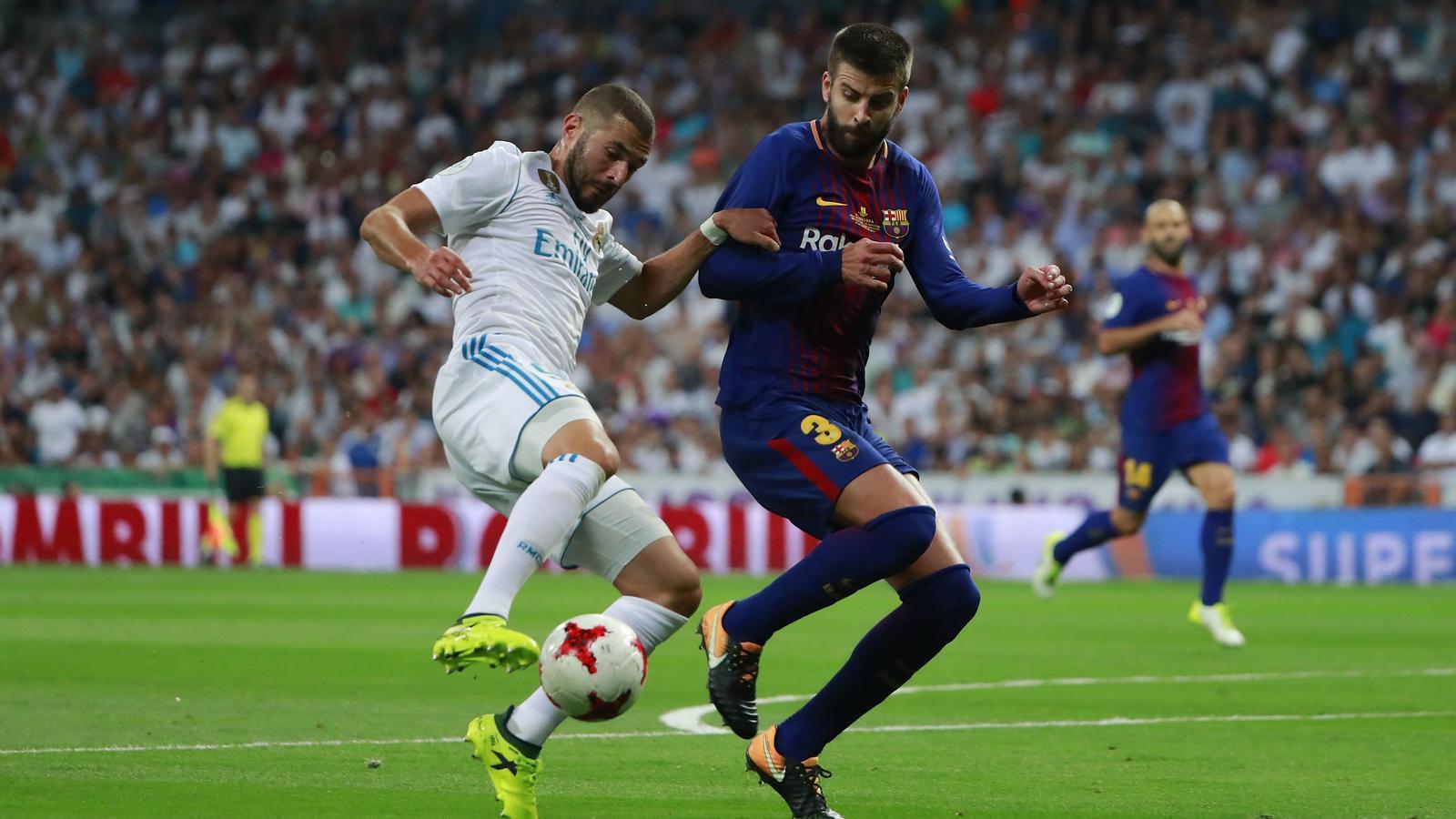 Telecinco supera per poc TV3 amb la tornada de la Supercopa
