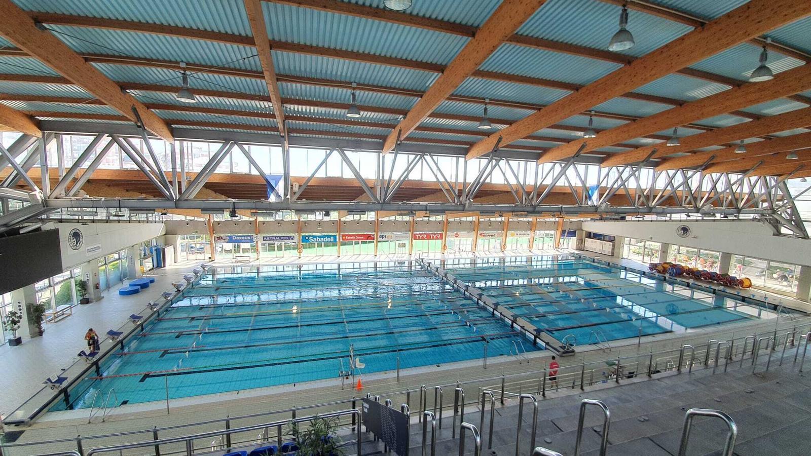 El veto esportiu ofega la natació catalana