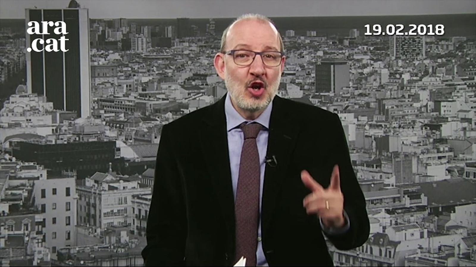 El análisis de Antoni Bassas: 'Algo que tal vez no les han contado sobre el catalán'