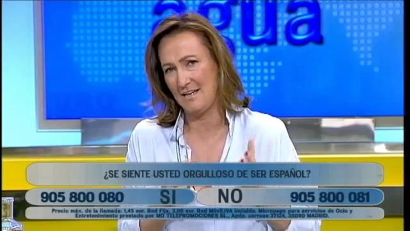 """13TV, sorpresa i preocupada perquè Dyango hagi passat de cantar 'Suspiros de España' a donar suport al """"separatisme català"""""""