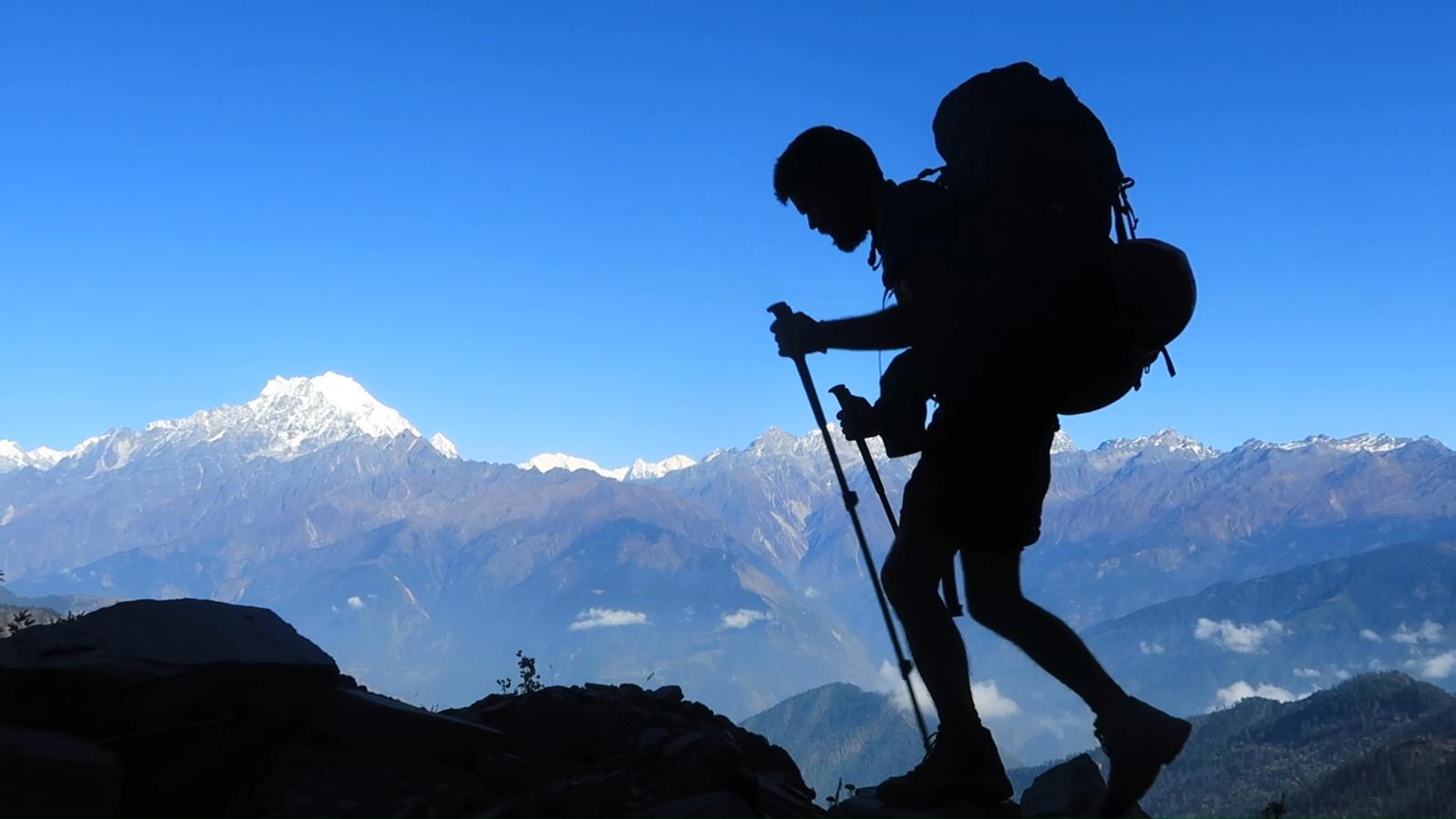 Un vídeo que resumeix l'aventura del Great Himalaia Trail