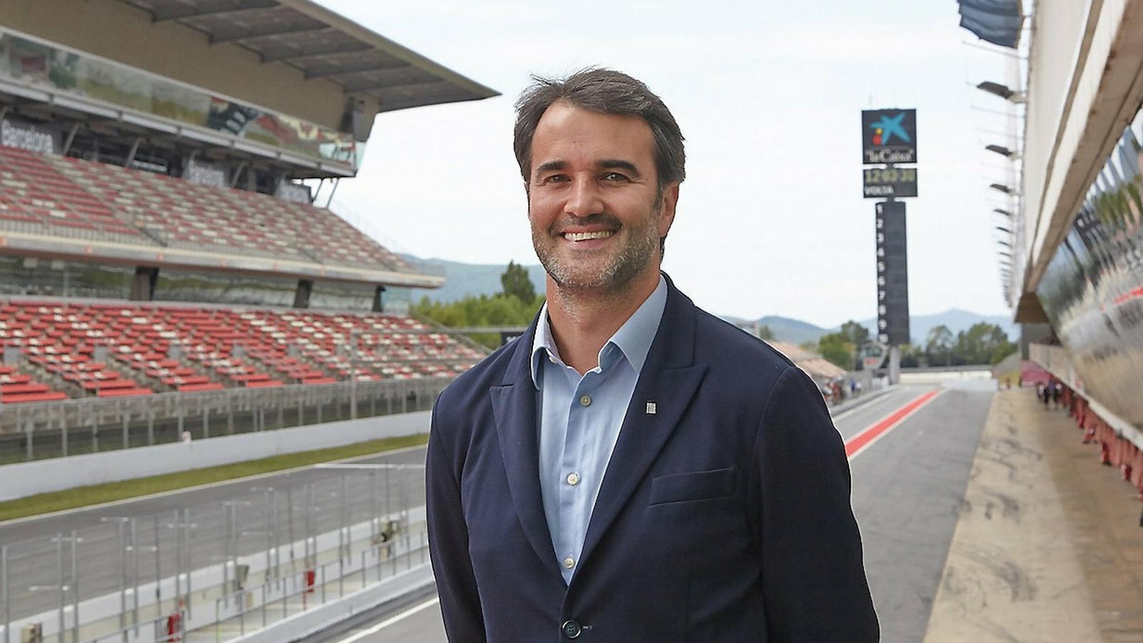 """Joan Fontserè: """"L'acord per a la F1 va tirant endavant, soc optimista"""""""