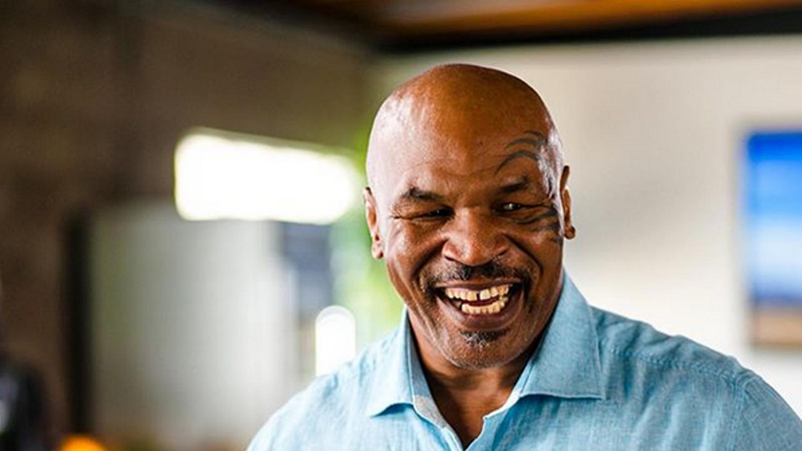 """L'exboxejador Mike Tyson obrirà un """"ranxo de la marihuana""""  a Califòrnia"""