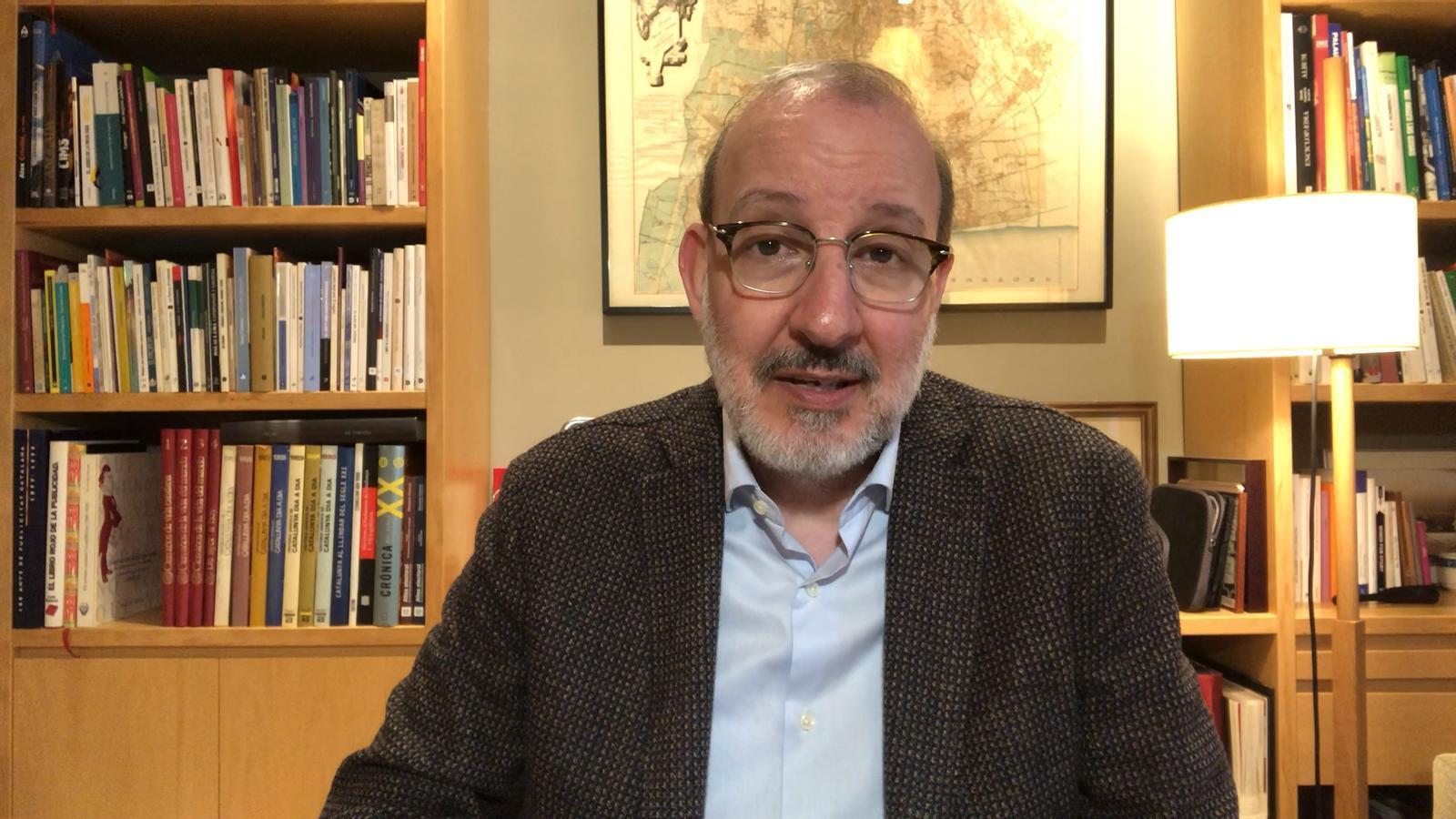 L'anàlisi d'Antoni Bassas: 'El primer dia d'estat d'alarma és estat de confusió'