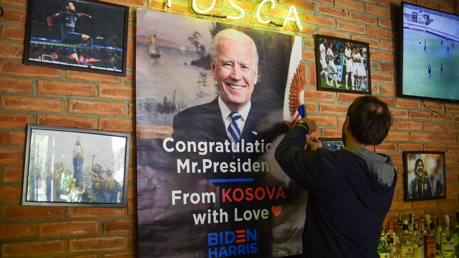 Europa i Biden: una reconciliació amb peus de plom
