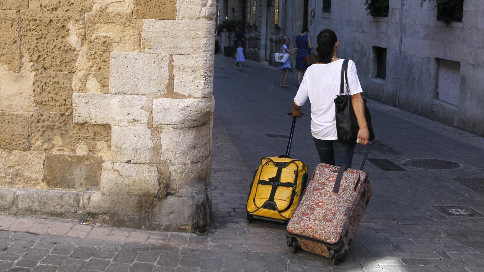 Palma és una de les zones on no és permet el lloguer de pisos turístic