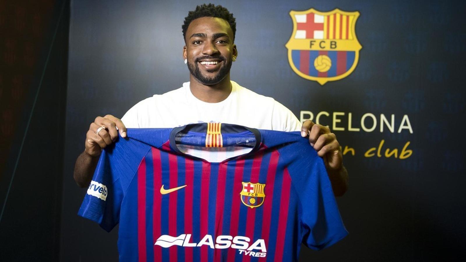 El Barça Lassa de futbol sala també té el seu Arthur