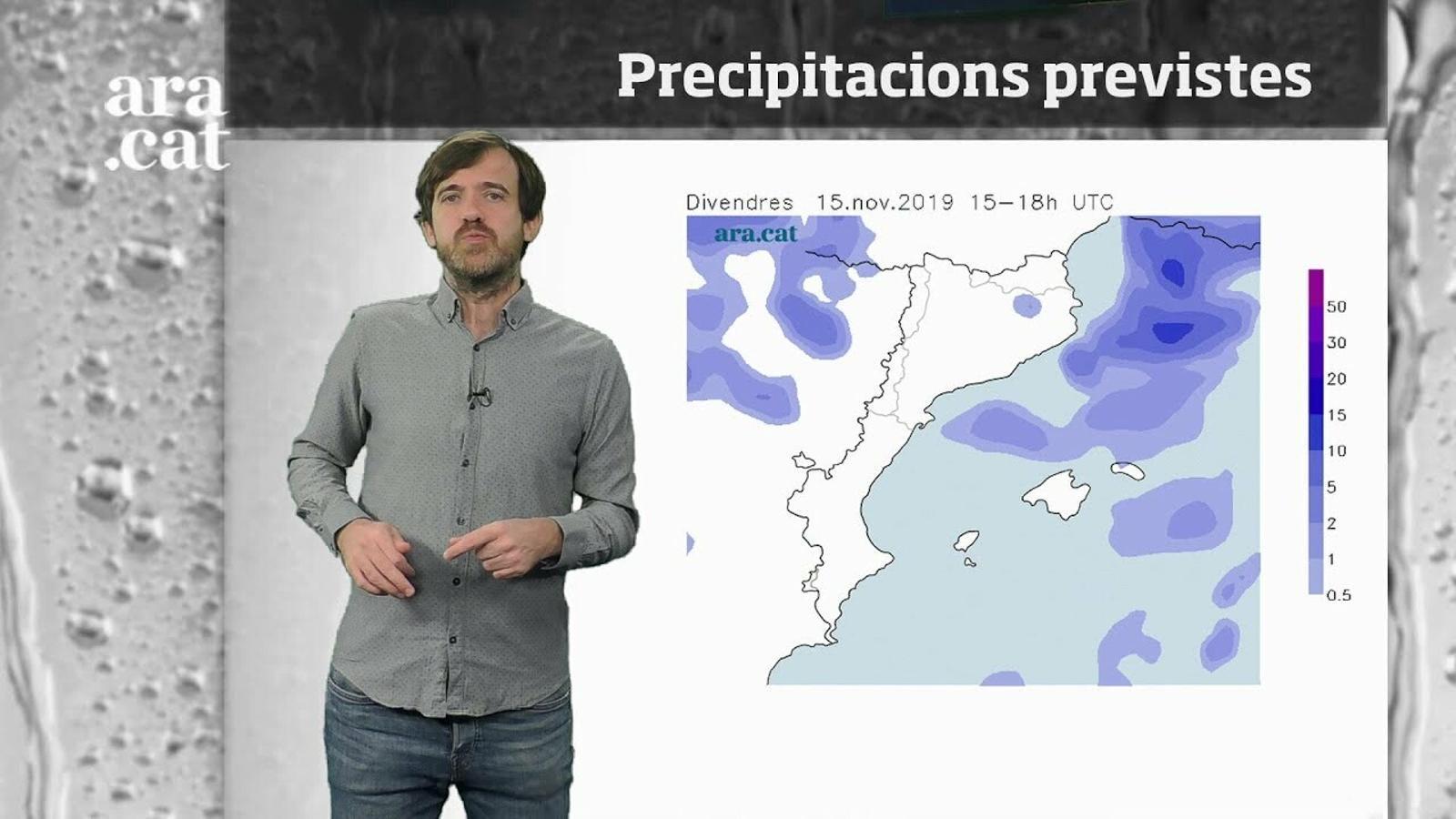 Méteo especial: emblanquinades a cotes baixes i fred de ple hivern