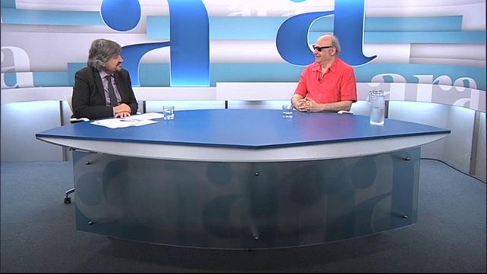 Entrevista de Carles Capdevila a Jaume Sisa, per 'Ara TV Premium'