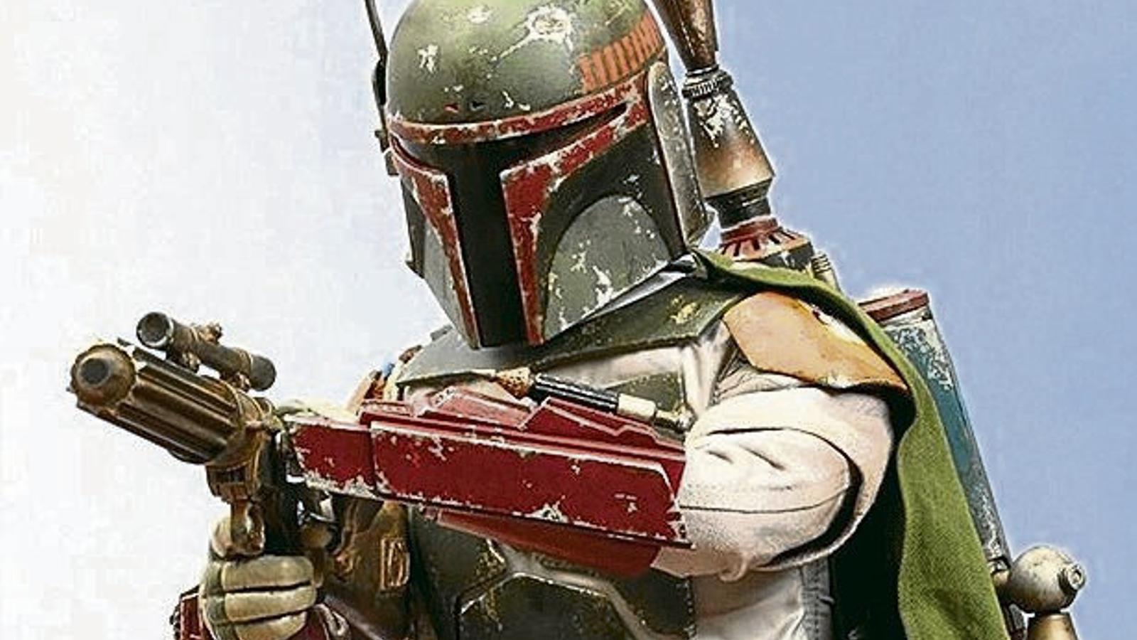 'The Mandalorian' serà el títol de la nova sèrie de 'Star Wars'