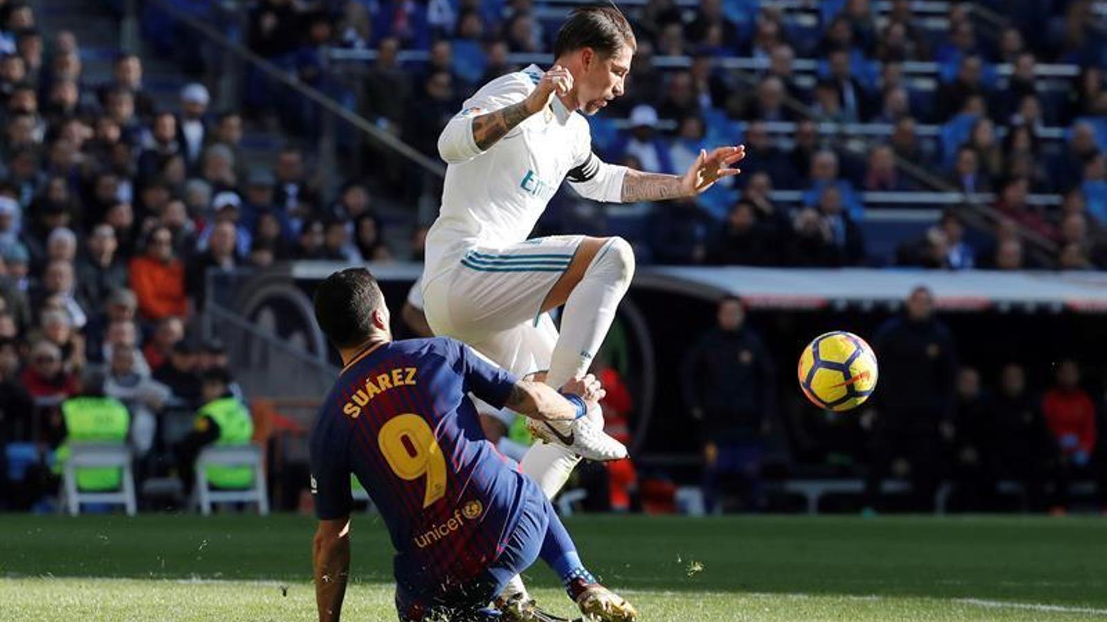 """Sergio Ramos: """"A Barcelona diran que he d'anar a la presó, amb Puigdemont"""""""