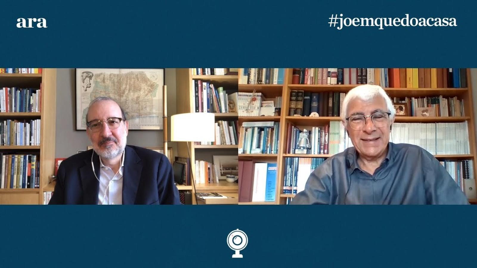 Entrevista d'Antoni Bassas al Dr. Manel Balcells