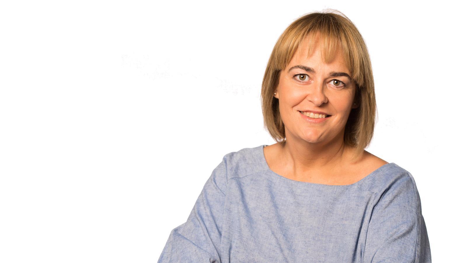 Mariola Dinarès, premi DonaTIC Divulgadora 2017