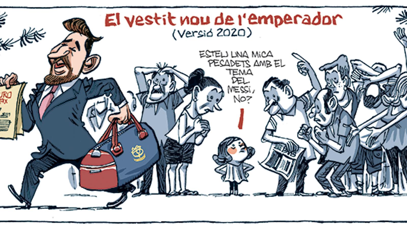 'A la contra', per Fontdevila 27/08/2020