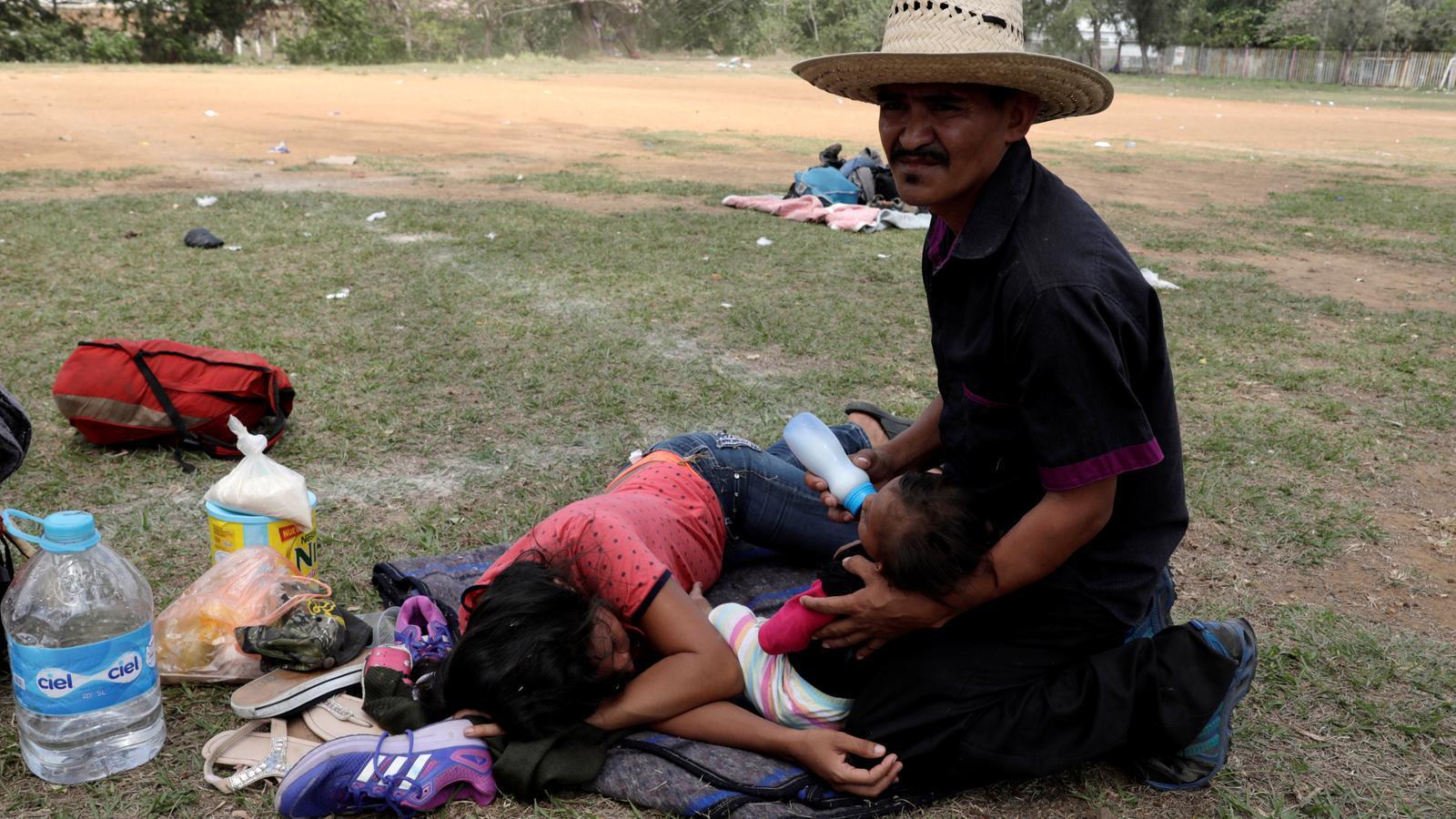 Trump militaritzarà el mur de Mèxic