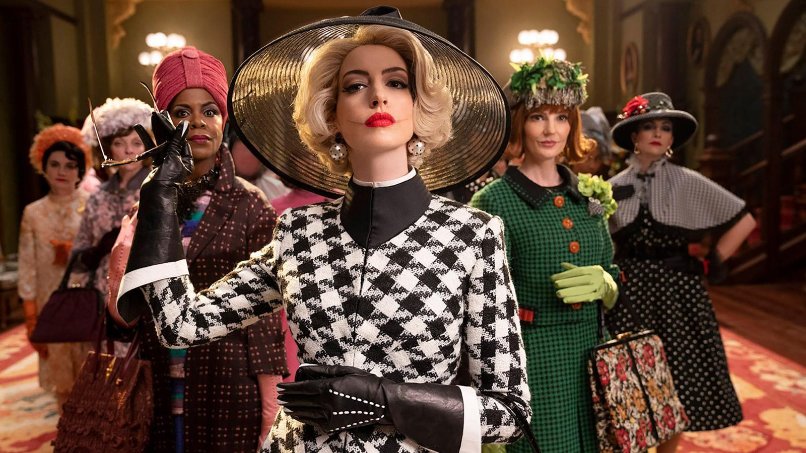 Anne Hathaway a 'Las brujas'