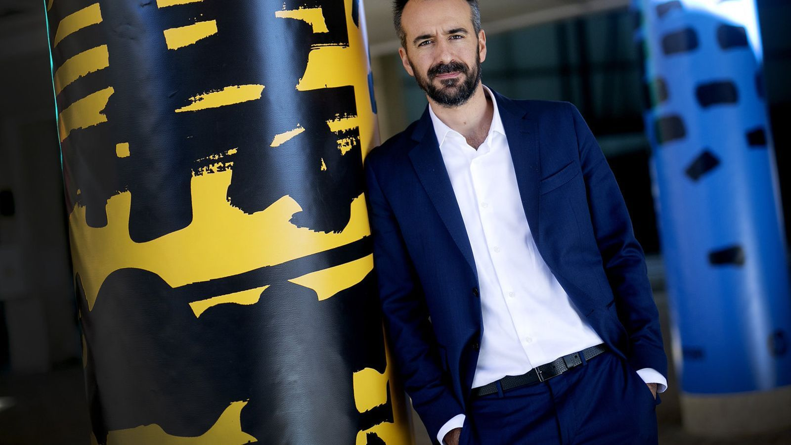 """Robert Brufau: """"Tinc dubtes que L'Auditori formi part  de l'imaginari col·lectiu de la ciutat"""" / PERE TORDERA"""