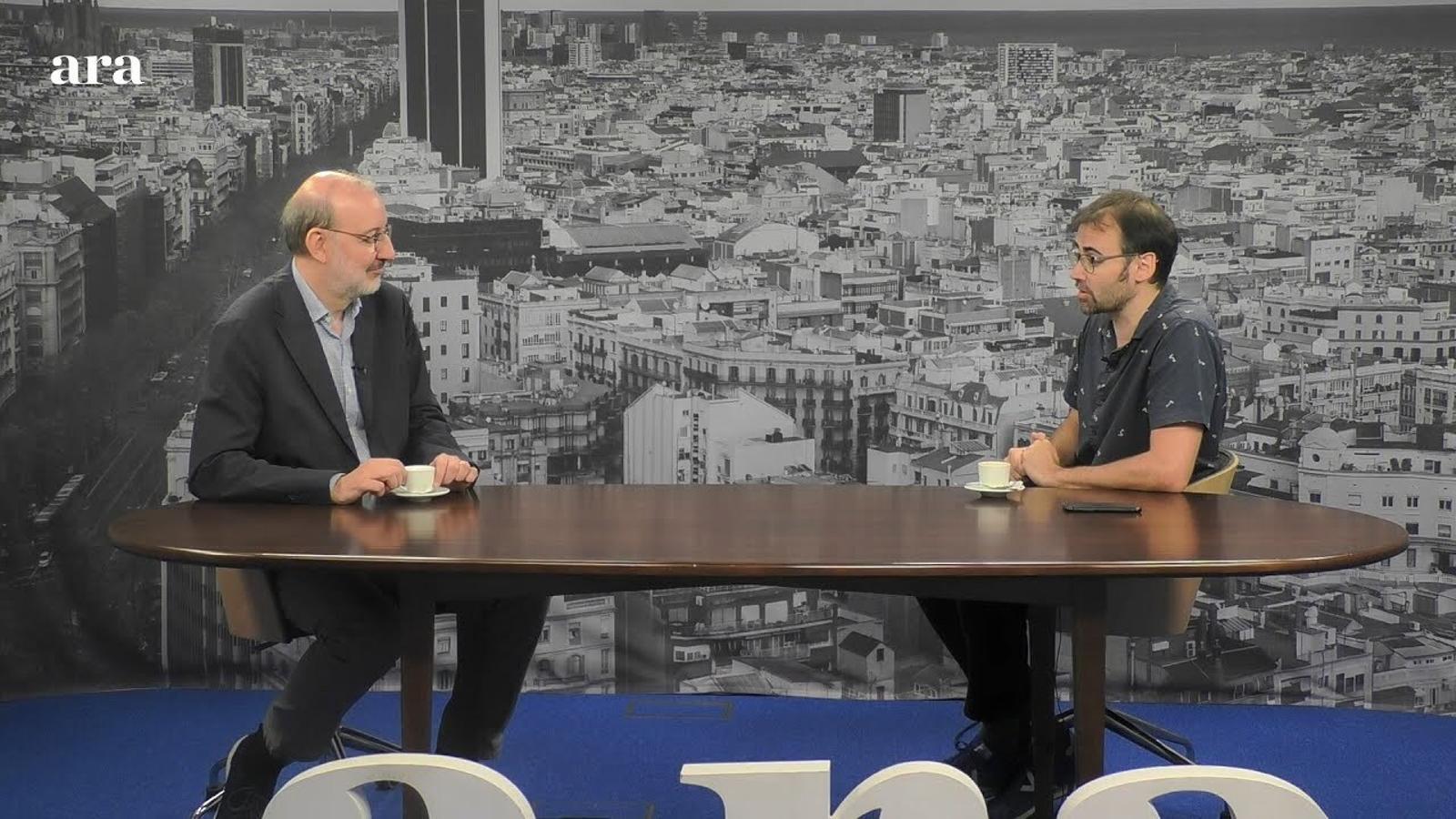 El cafè de la Lliga: 'Messi i Setién, un pacte per la Champions'