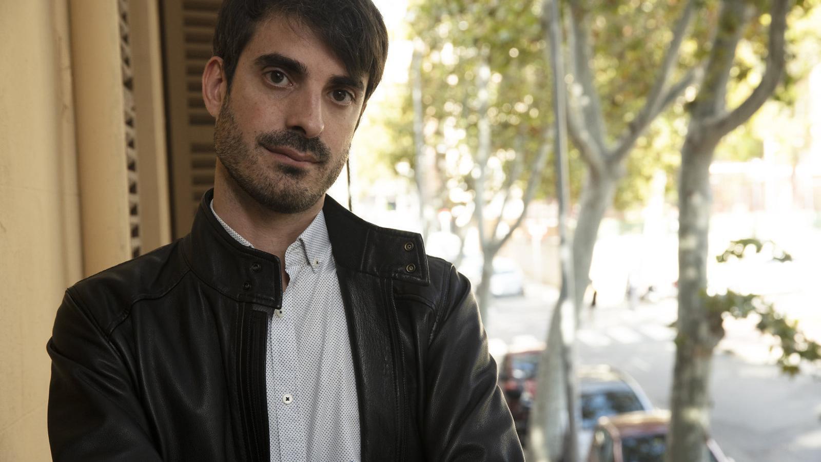 """Pablo Simón: """"Un politòleg ha de tenir la vocació de ser un bon pornògraf"""""""