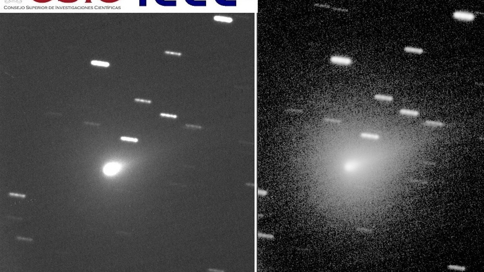 Un cometa pot ser el gran atractiu del cel d'aquesta primavera