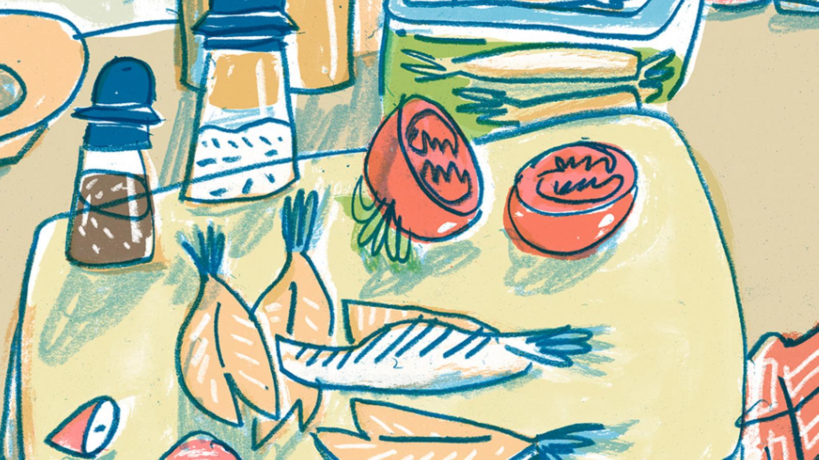 Menges de temporada? Descobreix si et cuides a tu i als nostres pagesos i pescadors amb els aliments que tries consumir