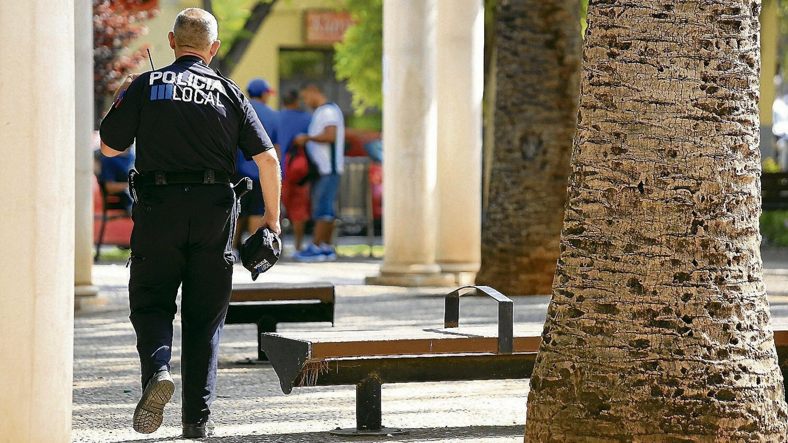 Les policies no eviten que continuï augmentant la delinqüència