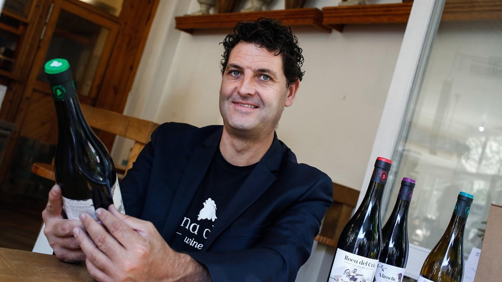 Els vins del sommelier d'El Bulli que fan posar la 'gallina de piel'