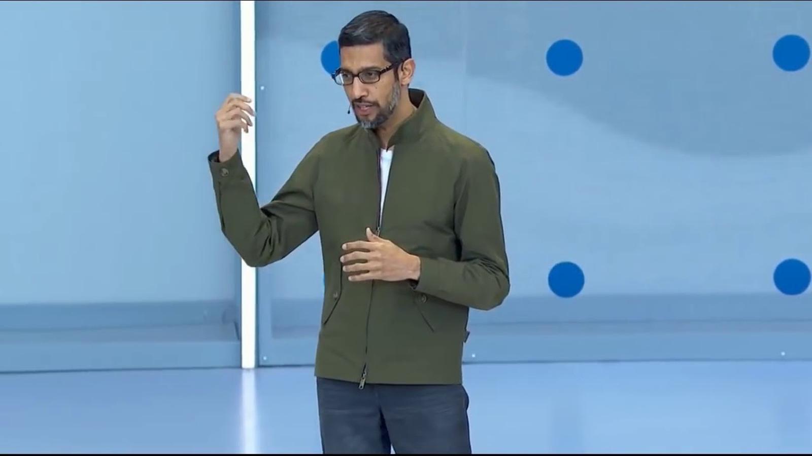 Presentació Google