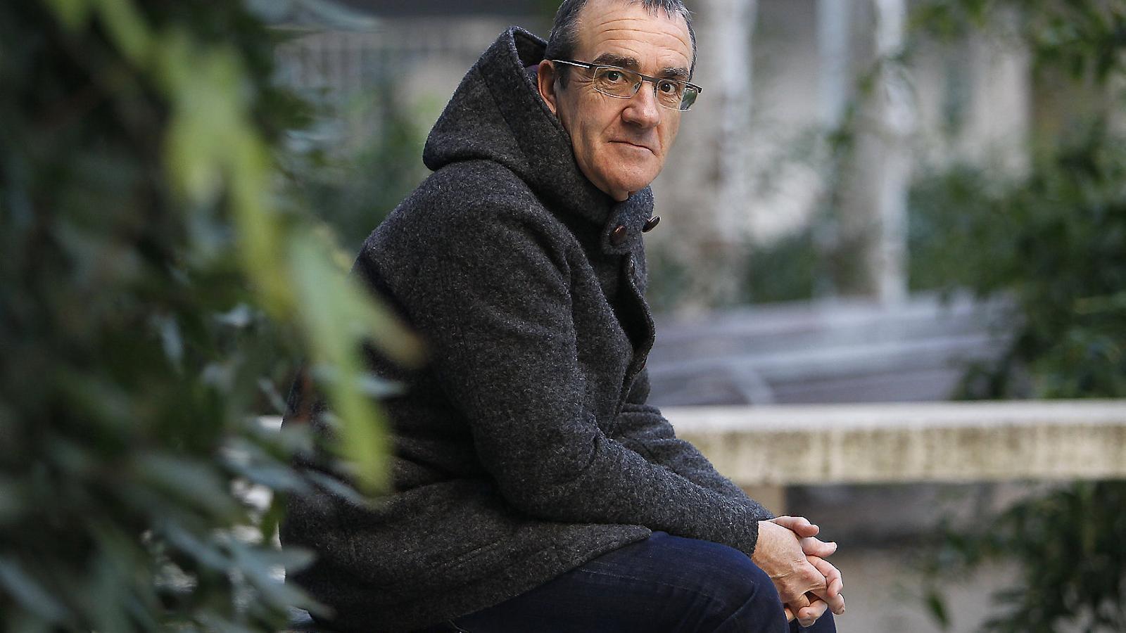El líder de Podem a les Balears, Juan Pedro Yllanes.