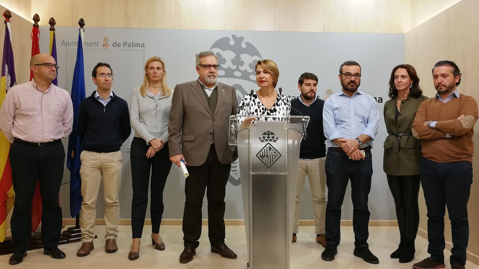 """Noguera acusa el PP i C's """"d'absentisme laboral"""" per la plantada als pressupostos"""