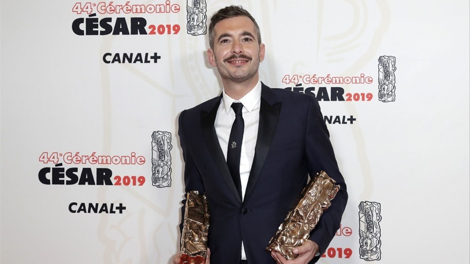 El director francès Xavier Legrand, triomfador als premis César 2019