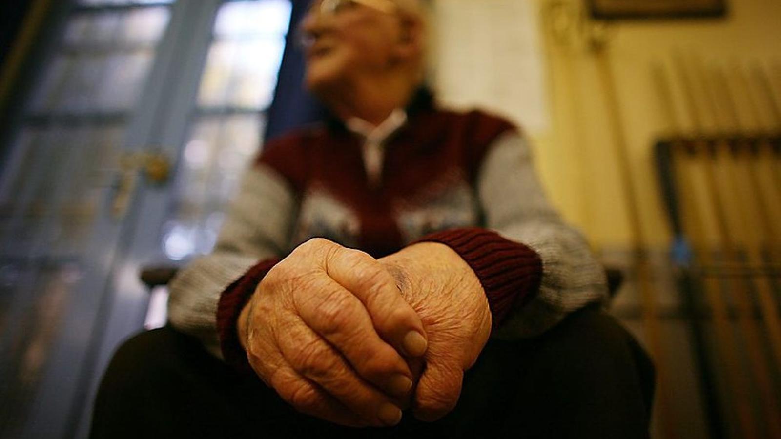 L'augment de l'esperança de vida atorga un pes social a l'alça a les persones grans / GETTY